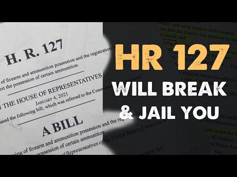 HR 127 completely disregards the Constitution