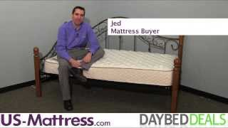 Hillsdale Furniture San Marco Daybed With Free Mattress