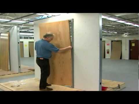 How To Install A Center Hung Floor Closer