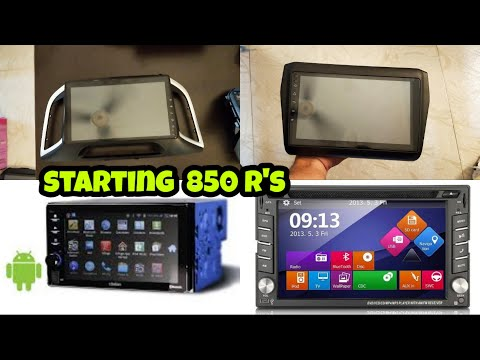 Car Music System At Cheap Rate 😱 | Cheapest Car Accessories Android Stereo MP5 |Hashtagvlogs