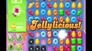 Candy Crush Jelly Saga Level 50 -  NEW 25 moves