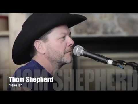 Thom Shepherd sings Fake ID  at MusicFest
