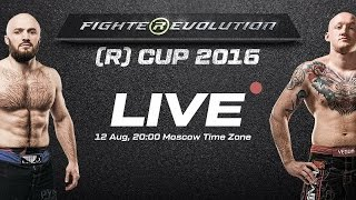Fighte(R)evolution Cup 2016