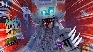 Twisted Wolf Gets TRAPPED In Roblox! Minecraft FNAF Roleplay