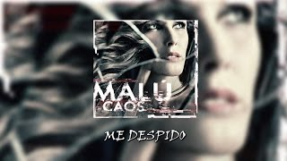 7. Malú ~ Me Despido (Audio Oficial)