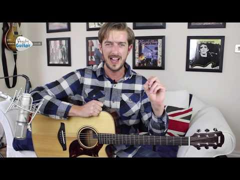 Fleetwood Mac - 'Oh Well' Guitar Lesson Tutorial - Intermediate Guitar Riff
