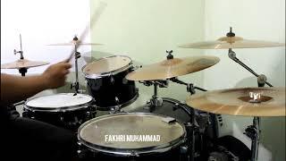 Noah - Jalani Mimpi (Drum Cover by Fakhri Muhammad)