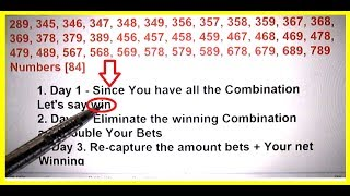 Secret Lottery Hack - Win the Lottery Daily