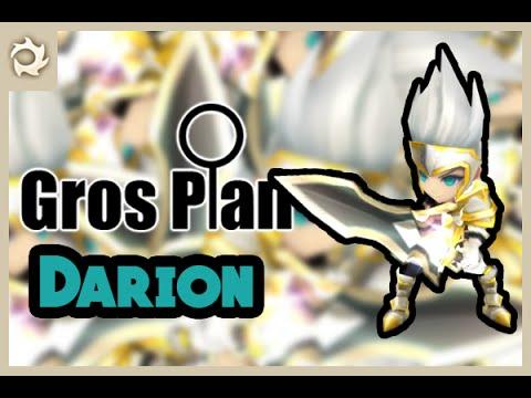 Summoners War - Gros plan - Darion