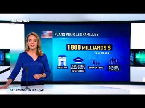 Le 64' - L'actualité du jeudi 29 avril 2021 dans le monde - TV5MONDE