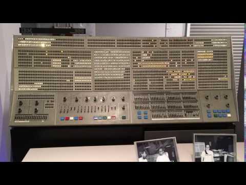 IBM 360 console blinkenlights