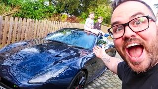 NEW CAR SURPRISE!