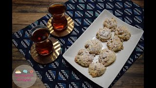 Perisan Kurabiye | Agızda Dagılan Kurabiye  | How to make delicious cookie