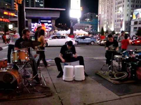 Karaoke Drummers Night