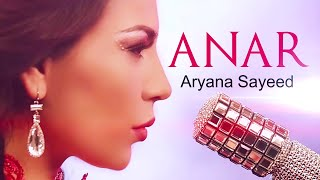 "Aryana Sayeed ""ANAR"" Official Music Video 2014 HD"