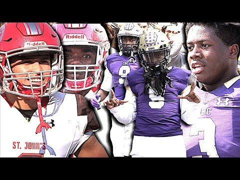 🔥🔥 Crazy Game ! National Powers Collide | #4 St Johns (DC) vs Christian Brothers (St. Louis)