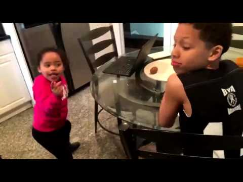 Boy Bye: Little Girl Dances To Beyonce's Sorry