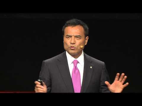 Takeshi Niinami at TEDxSendai (English)