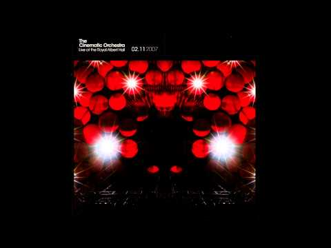 The Cinematic Orchestra - Flite (Live At The Royal Albert Hall 2007) HQ