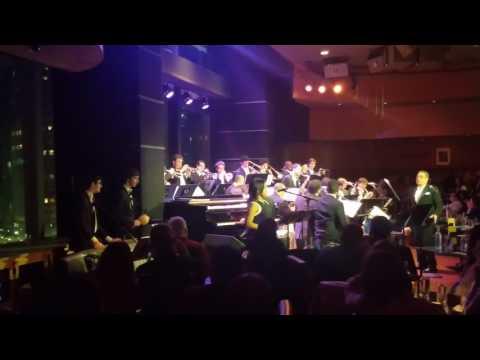 Manhattan School of Music at Dizzy's in NYC
