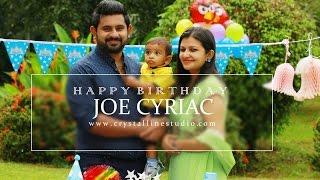 First Birthday Celebration | Joe cyriac |Crystalline