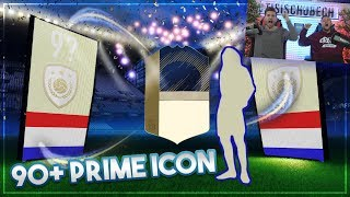 FIFA 18: 90+ PRIME ICON im PACK OPENING 🔥😱  Best Of Lunar New Year Packs !