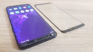Galaxy S9 Glass Only Replacement - Complete guide in 4K