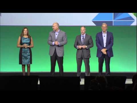 Celebrating the 2015  IBM Analytic award winning Business Partners