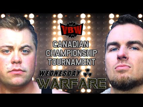 VBW Season 3, Episode 3: Wednesday Warfare - Backyard Wrestling