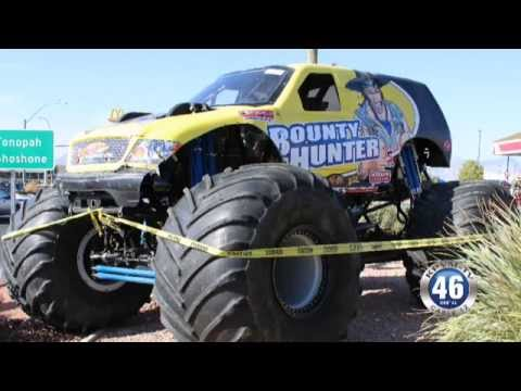 11/13/2014 Monster Truck Night of Fire & Thrills Pahrump Valley Speedway