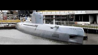 Немецкая подводная лодка U2540 или Wilhelm Bauer