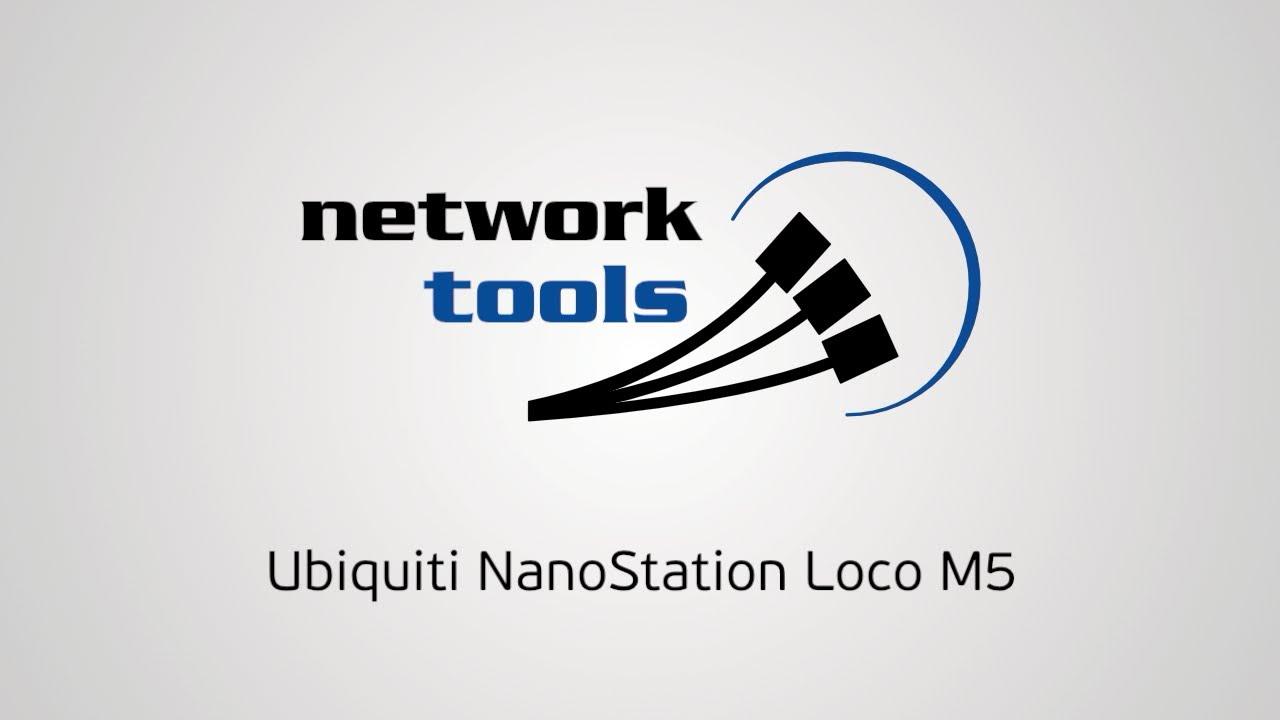 Распаковка и краткий обзор точки доступа Ubiquiti NanoStation Loco M5