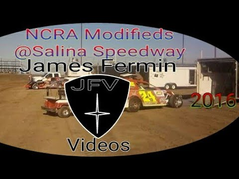 NCRA Modified Feature #2, Salina Speedway
