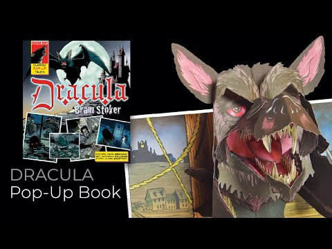 Dracula Pop-Up Book