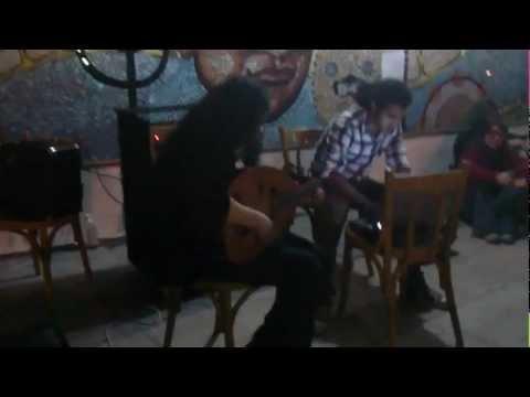 Yasmine El Baramawy & Khaled Kaddal Live in ElRaml Station