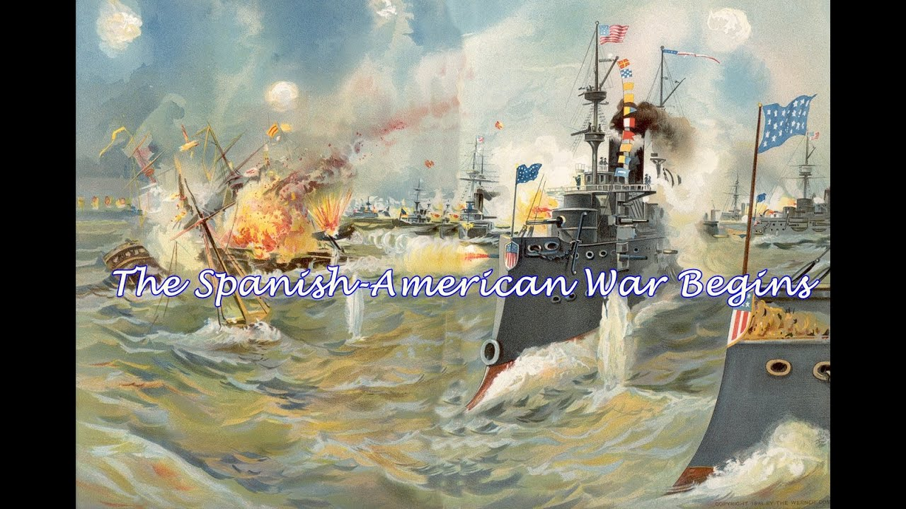 history brief the spanish american war begins