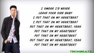 Young Marqus ft .Jacob Latimore - Put That On My Heartbeat (Lyrics by TekinBeatz) [HD/HQ]
