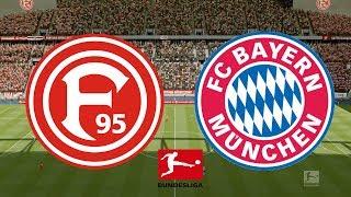 Bundesliga 2018/19 - Dusseldorf Vs Bayern Munich - 14/04/19 - FIFA 19