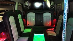 14 Seater Party Bus