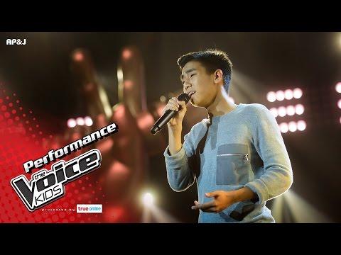 ติม - เกือบ - Blind Auditions - The Voice Kids Thailand - 23 Apr 2017