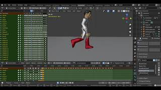 Infinity Superman All Animations (Blended)