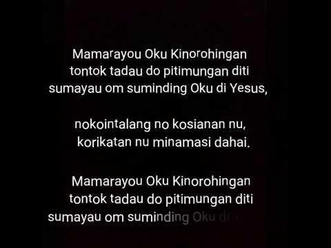 Mamarayou oku kinorohingan lyric