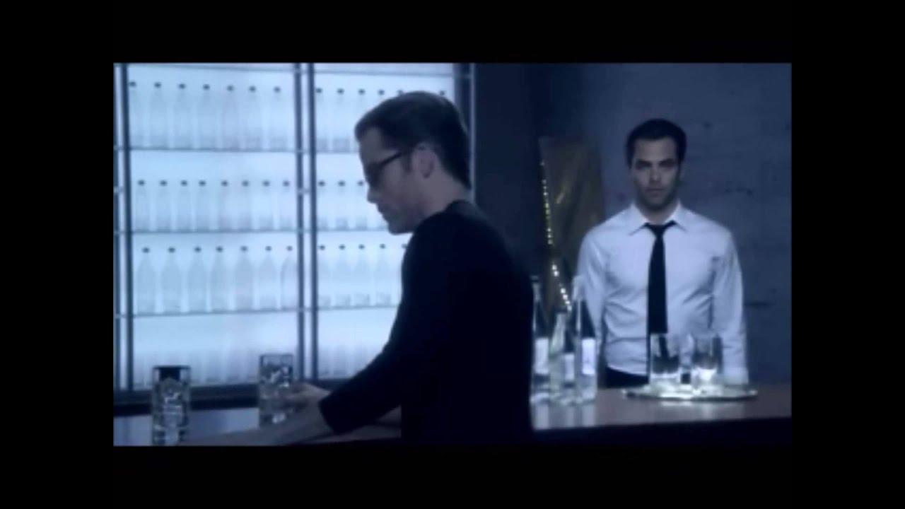 Armani Code advert featuring Chris Pine and Larissa Hofmann