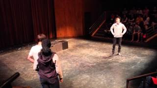 Red Bird Blue Bird, a play by Nina O. Foster