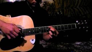 видеоразбор на гитаре саундтрек к фильму Матрица часть 2