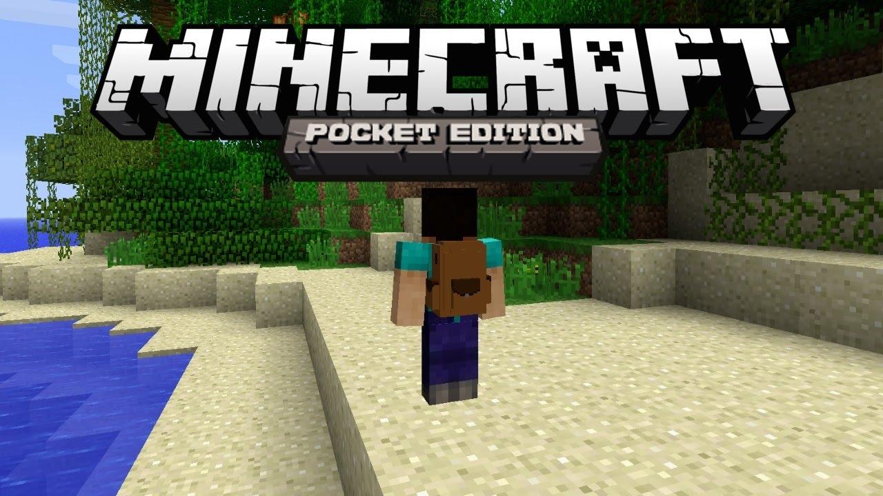 BACKPACKS Minecraft Pocket Edition Mod YouTube