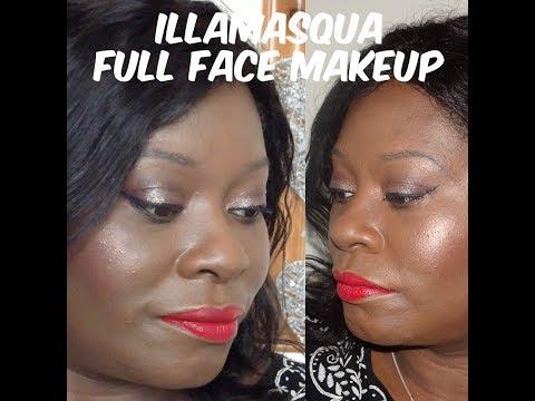 ILLAMASQUA - One Brand Face Makeup featuring Skin Base Foundation SB15