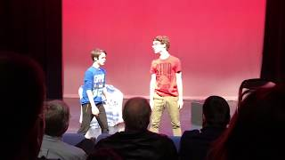 Two Player Game From Be More Chill - Musical Stage Company - One Song Glory 2017