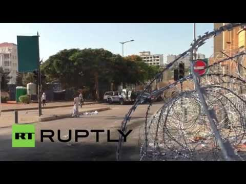 Lebanon: Security presence high as 'You Stink' activists clean up Beirut