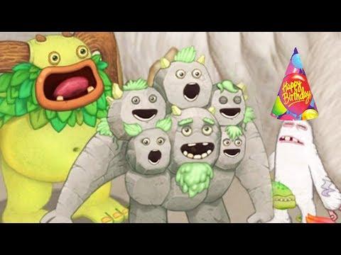 Birthday Song? Gameplay #33 | My Singing Monsters